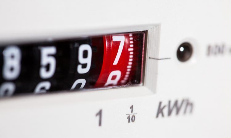 Kwijtschelding energiefactuur gebaseerd op gemiddelde verbruik