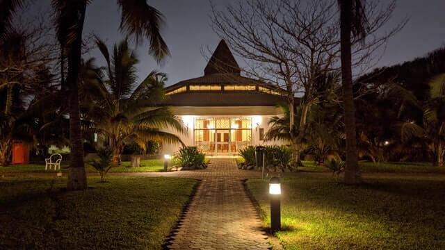 Hoeveel kost tuinverlichting op jaarbasis?