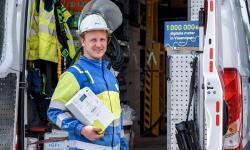 1 miljoen digitale meters geplaatst in Vlaanderen